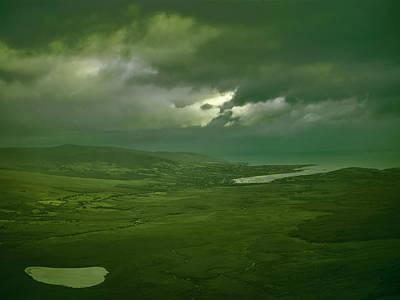Photograph - Light Of Myth. by Leif Sohlman