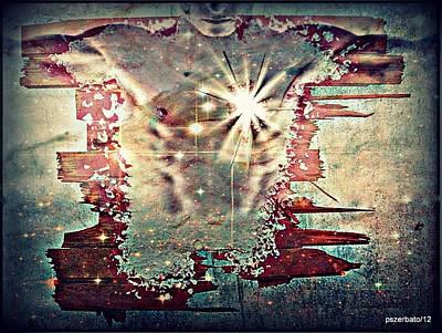 Light Of The Heart Original by Paulo Zerbato