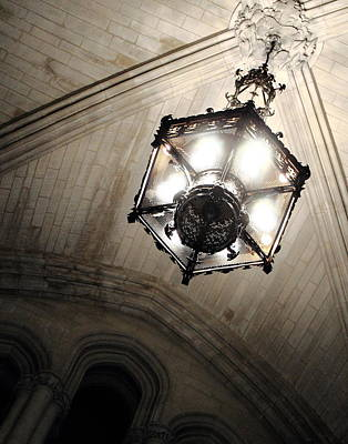Photograph - Light Of The Nave by Jeff Heimlich