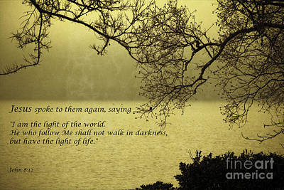 Photograph - Light Of The World by Ella Kaye Dickey