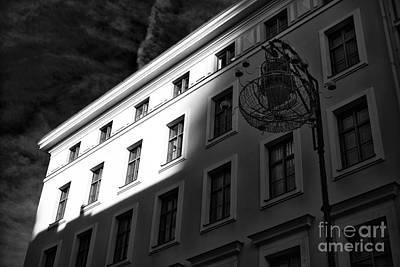 Photograph - Light On The Windows In Munich by John Rizzuto