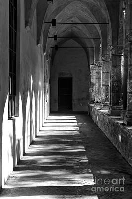 Photograph - Light Patterns In Sorrento by John Rizzuto