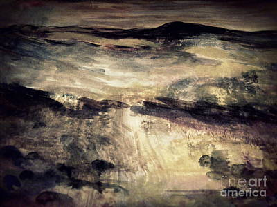 Painting - Light Pollution by Nancy Kane Chapman