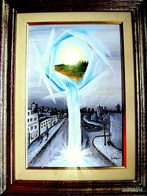 Light Portal Original by Paulo Zerbato