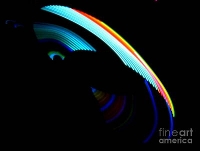 Photograph - Light Saber by Jesse Ciazza