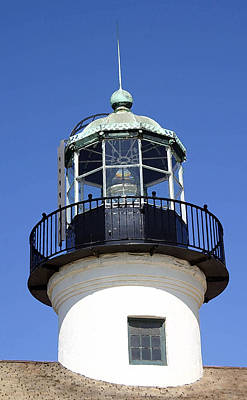 Photograph - Light Sentry by Mary Haber