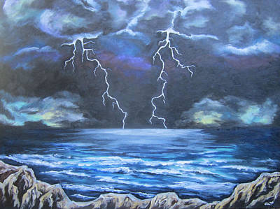 Light Show Original by Cheryl Pettigrew