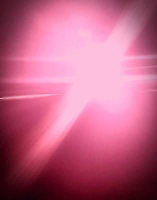 Photograph - Light R by Shunsuke Kanamori