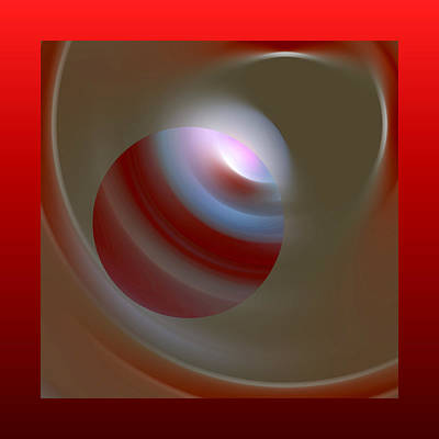 Mixed Media - Light Source by John Krakora