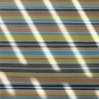 Painting - Light Striped Stripes by Stan  Magnan