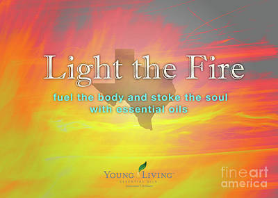 Photograph - Light The Fire by Cheryl McClure