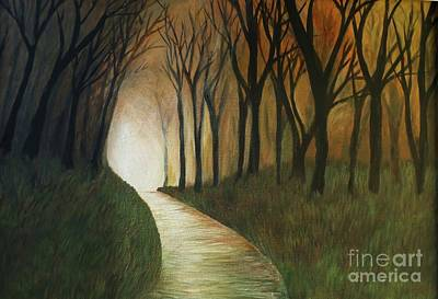 Painting - Light The Path by Christy Saunders Church