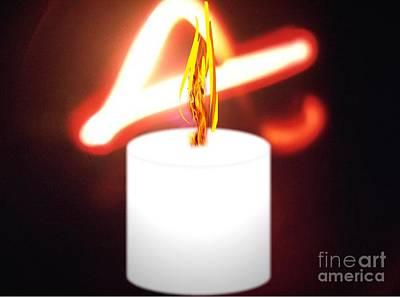 Digital Art - Light The Way by Belinda Threeths