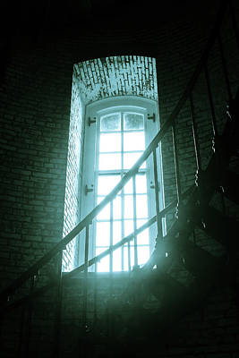 Photograph - Light Through The Currituck Window by Joni Eskridge