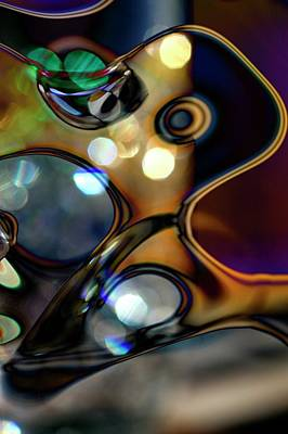 Digital Art - Light Transparent by Richard Thomas