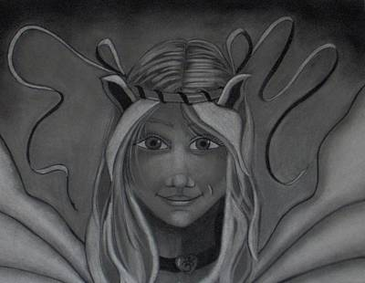 Light Up The Darkness Art Print by Tori  Reynolds