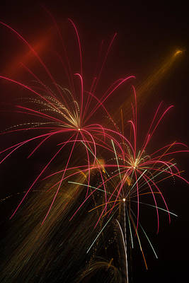 4th July Photograph - Light Up The Night by Garry Gay