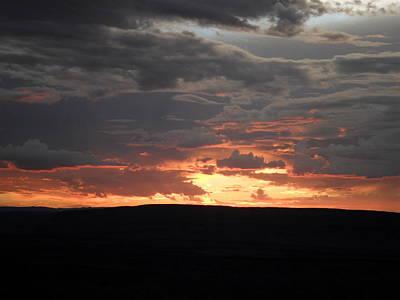 Photograph - Light Up The Sky by Joe  Burns