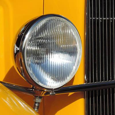 Photograph - Light Yellow - Art By Bill Tomsa by Bill Tomsa
