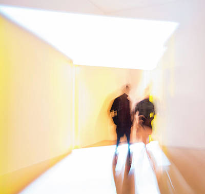 Photograph - Lightbox by Alex Lapidus