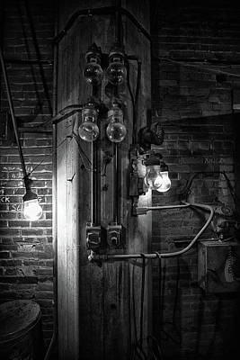 Steampunk Royalty-Free and Rights-Managed Images - Lightbulbs by Jakub Sisak