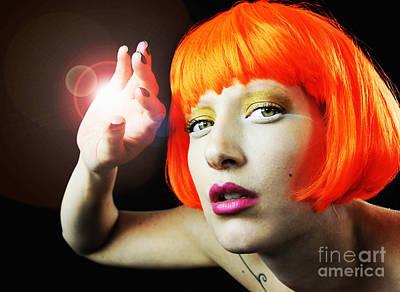 Photograph - Lightcatcher by Robert WK Clark