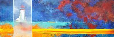 Painting - Lightcloud by Eduard Meinema