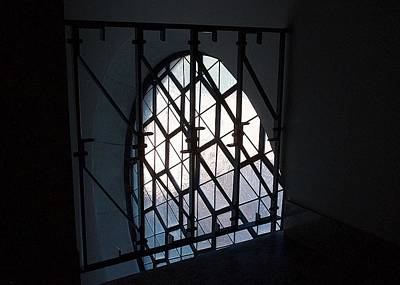 Photograph - Lighted Window by David Resnikoff