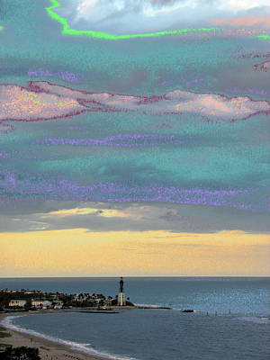 Photograph - Lighthouse 1001 by Corinne Carroll