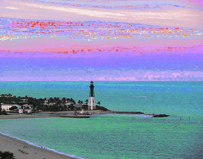 Photograph - Lighthouse 1003 by Corinne Carroll