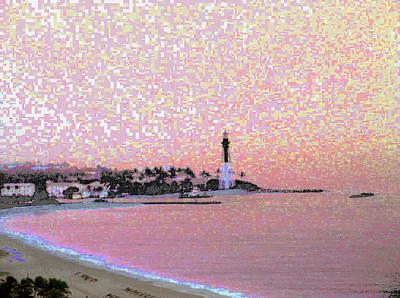 Photograph - Lighthouse 1004 by Corinne Carroll