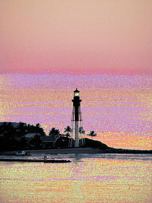 Photograph - Lighthouse 1005 by Corinne Carroll