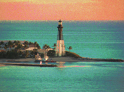 Photograph - Lighthouse 1006 by Corinne Carroll