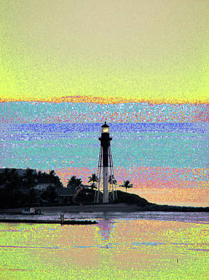 Photograph - Lighthouse 1007 by Corinne Carroll