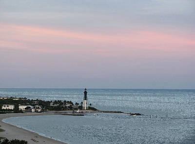 Photograph - Lighthouse 1008 by Corinne Carroll