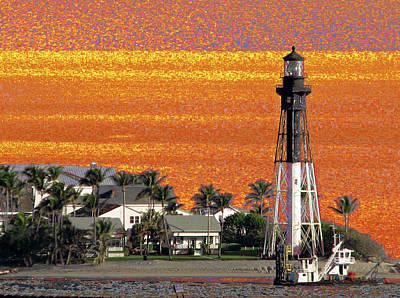 Photograph - Lighthouse 1010 by Corinne Carroll
