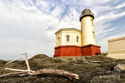 Photograph - Lighthouse 2 by Sonya Lang