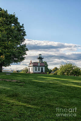 Photograph - Lighthouse At Cape Cod by Patricia Hofmeester