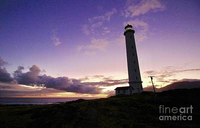 Photograph - Lighthouse At Dawn by Craig Wood