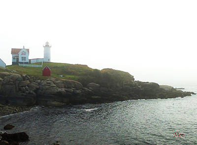 Photograph - Lighthouse by Macaque