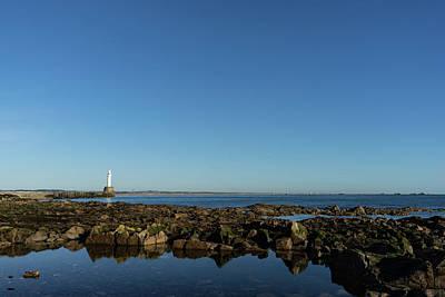 Photograph - Lighthouse by Georgia Mizuleva