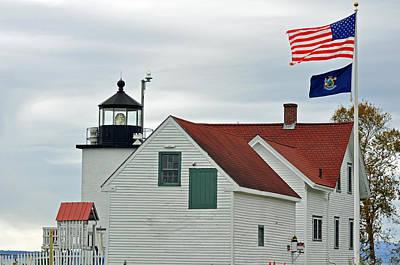 Photograph - Lighthouse by Glenn Gordon