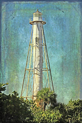 Photograph - Lighthouse - Guiding Light by HH Photography of Florida