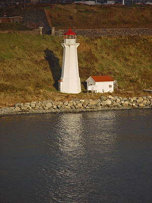 Grimm Fairy Tales Royalty Free Images - Lighthouse in Maine Royalty-Free Image by Heather Coen