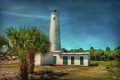 Photograph - Lighthouse In Paradise by Hanny Heim