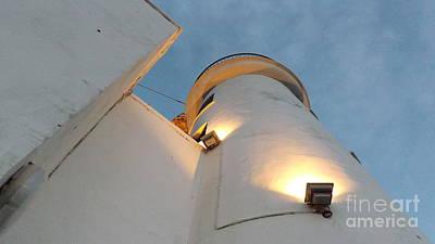 Scarborough Lighthouse Art Print