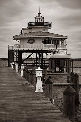 Photograph - Lighthouse by Kathi Isserman