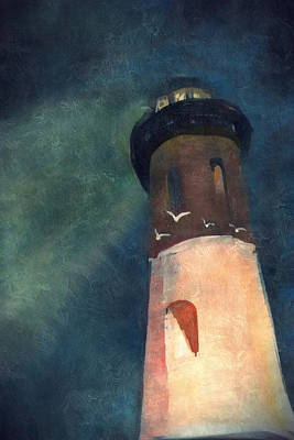 Painting - Lighthouse  by Michele Carter