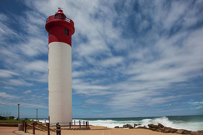 Wall Art - Photograph - Lighthouse by Pippa Dini