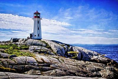 Photograph - Lighthouse Point by Scott Kemper